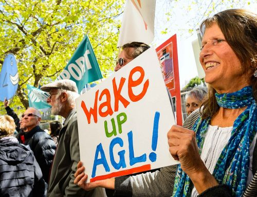 AGL's Annual General Meeting October 7
