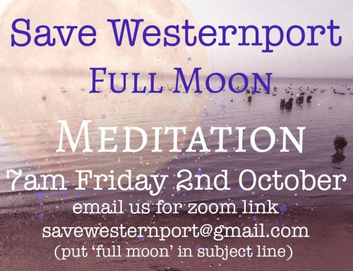 Full Moon Meditation ~ October 2nd, 7am