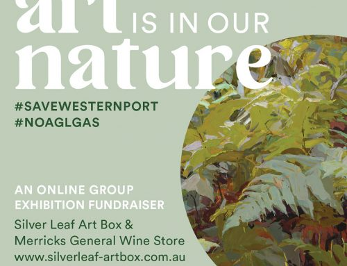 'Art is in Our Nature', MP News article & more