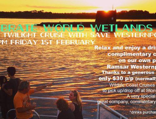 Celebrate World Wetlands Day